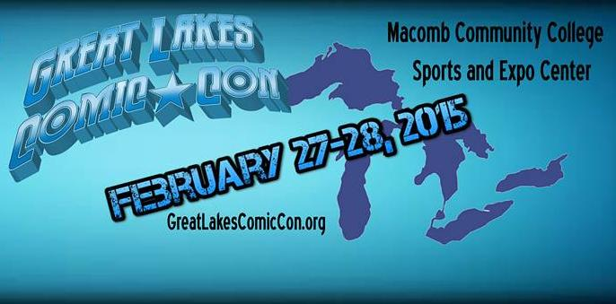 Great Lakes Comic-Con